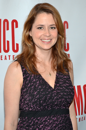 Best known for the role of Pam on NBC's <i>The Office</i>, Jenna Fischer will take to the stage in the role of Steph, a married woman who's interested in getting back together with her ex.<br />(© David Gordon)