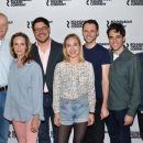 David Morse, Rich Sommer, and the Full Cast of <i>The Unavoidable Disappearance of Tom Durnin</i> Meet the Press