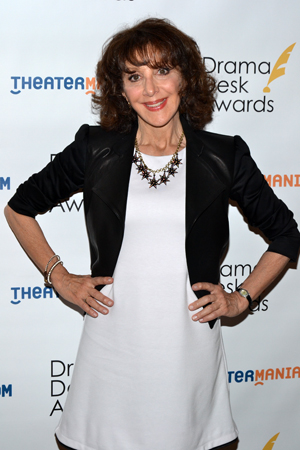 Andrea Martin — Outstanding Featured Actress in a Musical nominee for <i>Pippin</i>.<br />(© David Gordon)