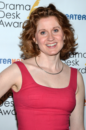 Christiane Noll — Outstanding Featured Actress in a Musical nominee for <i>Chaplin</i>.<br />(© David Gordon)