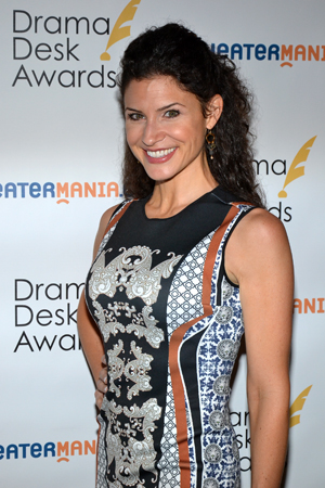 Jenny Powers — Outstanding Actress in a Musical nominee for <i>Donnybrook</i>.<br />(© David Gordon)
