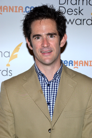 Andy Blankenbuehler — Outstanding Director/Choreographer nominee for <i>Bring It On</i>.<br />(© David Gordon)