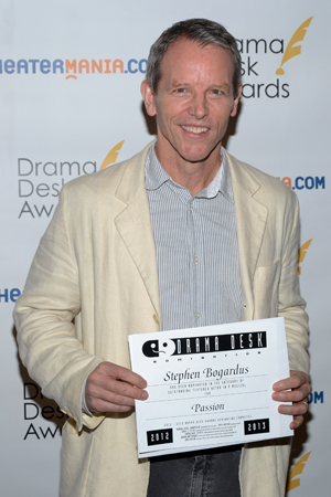 Stephen Bogardus — Outstanding Featured Actor in a Musical nominee for <i>Passion</i>.<br />(© David Gordon)