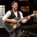Breaking the Silence: <i>Once</i> Tony Award Winner Steve Kazee is Off Vocal Rest and Performing at 54 Below