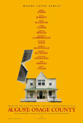 The official poster for <i>August: Osage County</i>