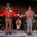 London <i>Scottsboro Boys</i> to Star Broadway Cast Members Colman Domingo and Forrest McClendon