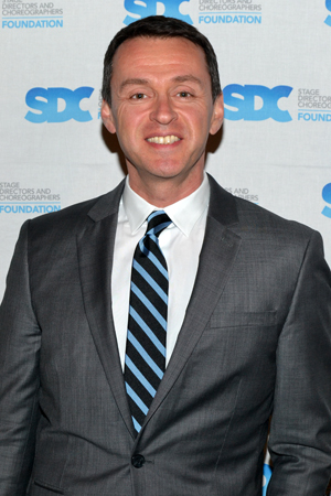 Andrew Lippa composed original music for the 1999 revival of <i>You're A Good Man, Charlie Brown</i>, the first musical Jerry Mitchell fully choreographed.<br />(© David Gordon)