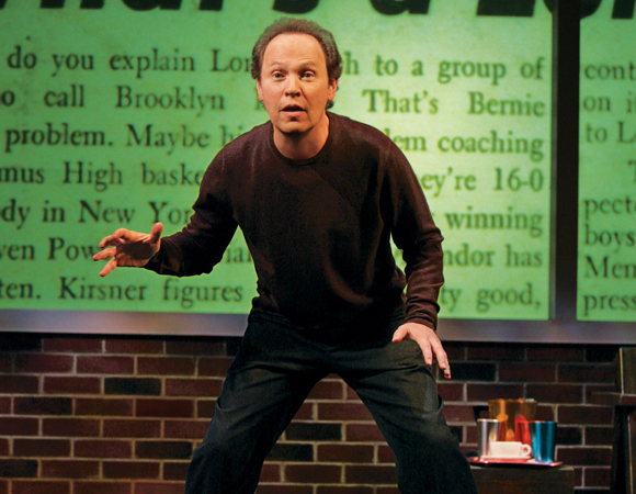 Billy Crystal in <i>700 Sundays</i>