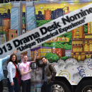 Well, That's Unique: The Drama Desks' Unique Theatrical Experience Nominees Gather on The Fazzino Ride