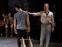 Michael Rosen and Michael Cerveris in <i>Nikolai and the Others</i>.