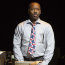 "Courtney B. Vance on the ""Fascinating and Frightening"" Process of Starring in Broadway's Lucky Guy"