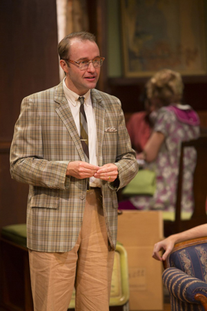 Alex Moggridge in his Act I role as Karl.<br />© T Charles Erickson
