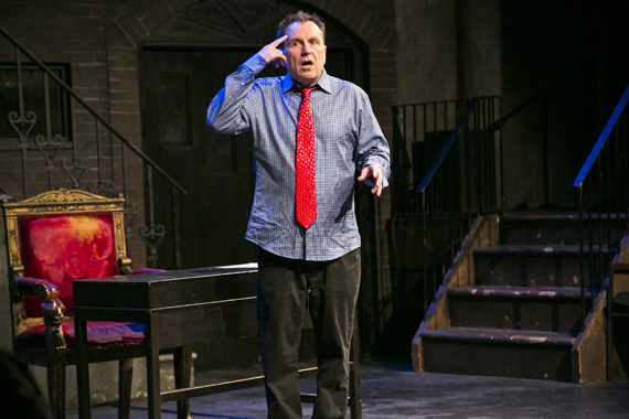 Colin Quinn in <I>Colin Quinn Unconstitutional</I>.