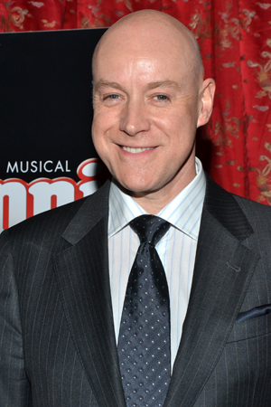 Australian musical theater star Anthony Warlow is a 2013 Drama Desk Award nominee for his performance as billionaire Oliver Warbucks.<br />(© David Gordon)