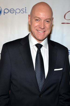 Anthony Warlow, a Distinguished Performance Award nominee for <i>Annie</i>.<br />(© David Gordon)
