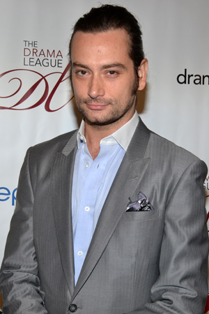 Constantine Maroulis, a Distinguished Performance Award nominee for <i>Jekyll & Hyde</i>.<br />(© David Gordon)