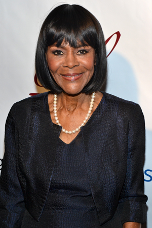 Cicely Tyson, a Distinguished Performance Award nominee for <i>The Trip to Bountiful</i>.<br />(© David Gordon)