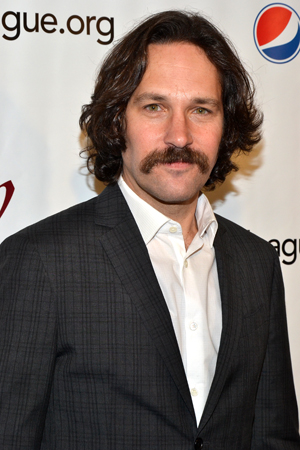 Paul Rudd, Distinguished Performance Award nominee for <i>Grace</i>.<br />(© David Gordon)