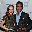 Inside the 2013 Drama Desk Awards Press Room