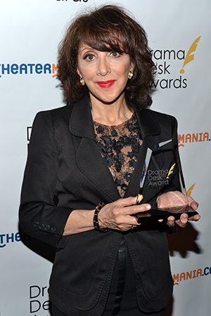 Andrea Martin, Outstanding Featured Actress in a Musical for <i>Pippin</i>.<br />(© David Gordon)