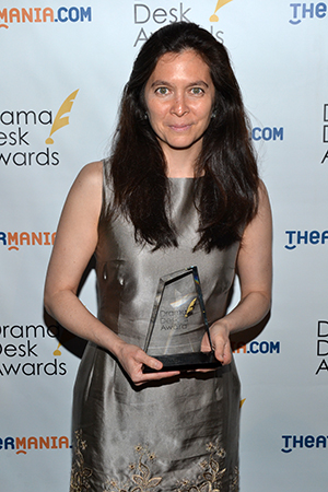 Diane Paulus, Outstanding Director of a Musical for <i>Pippin</i>.<br />(© David Gordon)