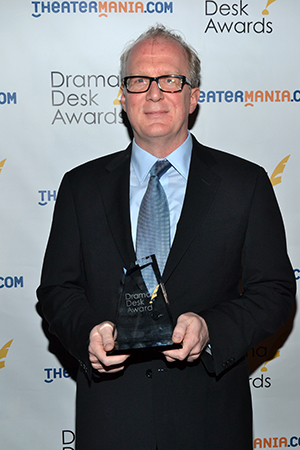 Tracy Letts, Outstanding Actor in a Play for <i>Edward Albee's Who's Afraid of Virginia Woolf?</i><br />(© David Gordon)