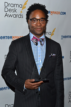 Billy Porter, Outstanding Actor in a Musical for <i>Kinky Boots</i>.<br />(© David Gordon)