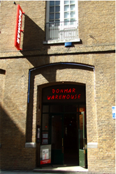 Donmar Warehouse, courtesy of the company