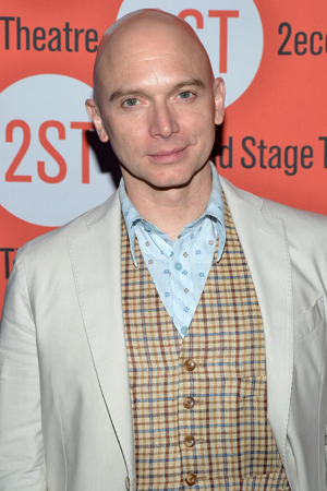 In 2004, Michael Cerveris appeared in Second Stage's production of Charles Mee's <i>Wintertime</i>.<br />(© David Gordon)