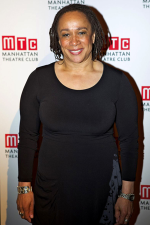 <i>Law & Order</i> star S. Epatha Merkerson appeared in MTC's 2008 Broadway revival of <i>Come Back, Little Sheba</i>.<br />(© Christopher Gower Johnson)