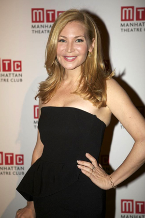 Jennifer Westfeldt will next appear on stage in Manhattan Theatre Club's upcoming off-Broadway production of <i>The Explorer's Club</i>.<br />(© Christopher Gower Johnson)