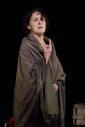 Fiona Shaw in <i>The Testament of Mary</i>