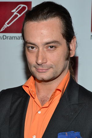 Constantine Maroulis recently appeared in the Broadway revival of the musical <i>Jekyll & Hyde</i>.<br />(© David Gordon)