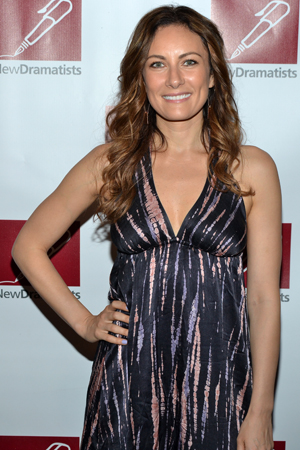 Tony Award winner Laura Benanti is in the midst of a concert engagement at Broadway nightclub 54 Below.<br />(© David Gordon)