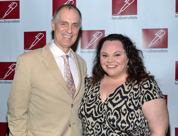 Keith Carradine and Keala Settle received 2013 Tony Award nominations for their work in <i>Hands on a Hardbody</i>.<br />(© David Gordon)