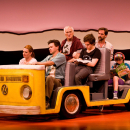 Second Stage to Present William Finn and James Lapine's Musical Little Miss Sunshine Off-Broadway in October