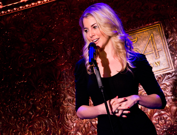 "Morgan James sings Prince's ""How Come You Don't Call Me Anymore."""