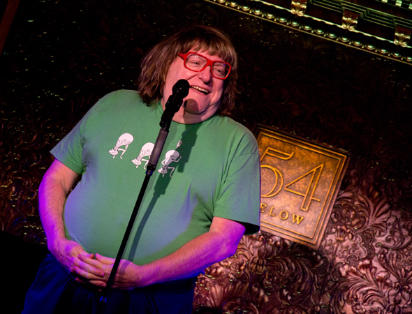 Bruce Vilanch will take the stage at 54 Below on June 13 and 14.<br />(© David Gordon)