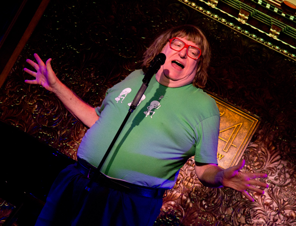 Writer/comedian Bruce Vilanch describes his experience writing for the Academy Awards.<br />(© David Gordon)