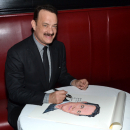 Tom Hanks Adds Sardi's Caricature to His Ever-Growing List of Honors