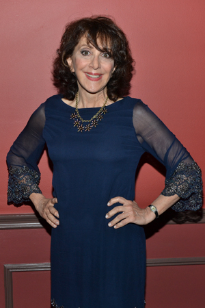 Andrea Martin, Outstanding Featured Actress in a Musical award winner for her high-flying performance as Berthe in <i>Pippin</i>.<br />(© David Gordon)