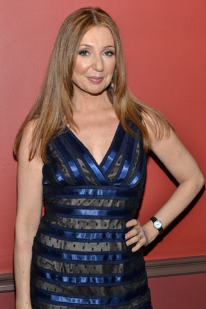 Multiple award winner Donna Murphy also served as a presenter during the ceremony.<br />(© David Gordon)