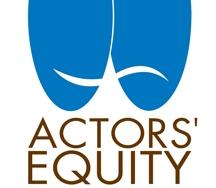 Actors' Equity logo, courtesy of Actors' Equity.