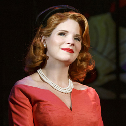 Kelli O'Hara in <i>Far From Heaven</i>.