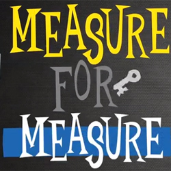 <i>Measure for Measure</i> artwork, courtesy of Fiasco Theater.