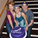It's Possible! Broadway's Cinderella, With Laura Osnes and Santino Fontana, Rings in 100 Performances