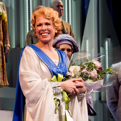 Carolee Carmello in <i>Scandalous</i>
