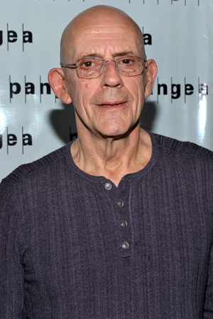 Film and stage legend Christopher Lloyd leads the company as the drunken Judge Azdak.<br />(© David Gordon)