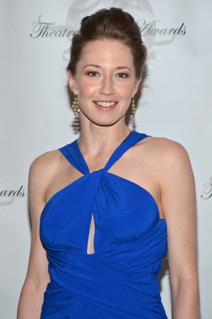 Carrie Coon is a 2013 Theatre World Award recipient for her work as Honey in <i>Edward Albee's Who's Afraid of Virginia Woolf?</i><br />(© David Gordon)