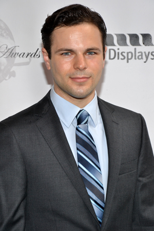 Jonny Orsini, who costars as Ned in Broadway's <i>The Nance</i>, is the recipient of the 2013 Dorothy Loudon Award for Excellence in Theatre.<br />(© David Gordon)